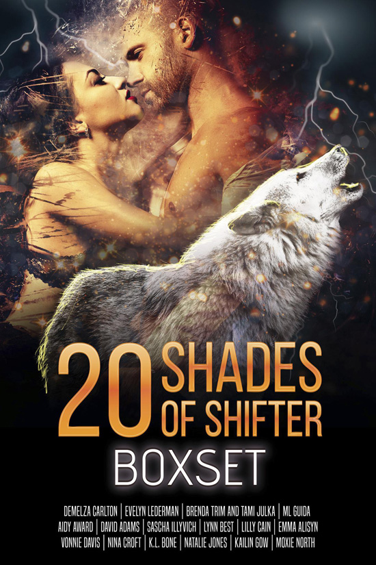 ML Guida - 20 Shades of Shifter BoxSet