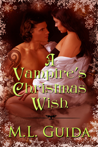 ML Guida - A Vampire's Christmas Wish