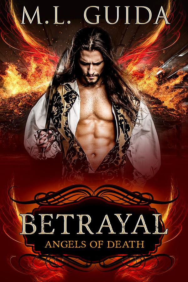 ML Guida - Betrayal - an Angels of Death book