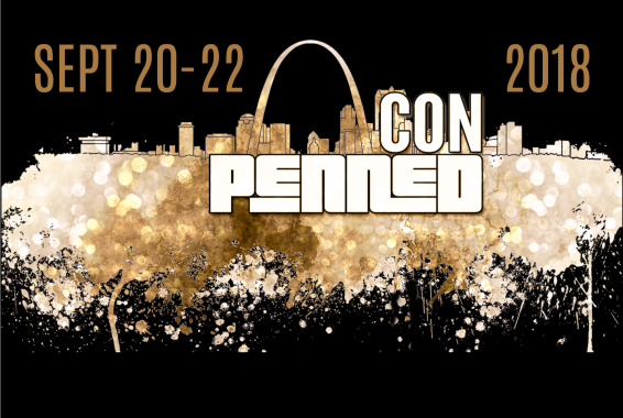 Penned Con 2018 banner